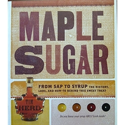 Picture of MAPLE SUGAR BOOK-SAP TO SYRUP