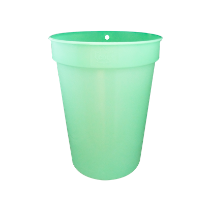 Picture of 2 GALLON GREEN PLASTIC SAP BUCKET