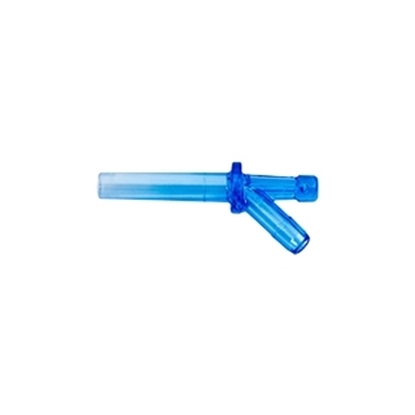"""Picture of SPOUT """"SIGNATURE"""" 5/16"""" THIN WALL - BLUE"""