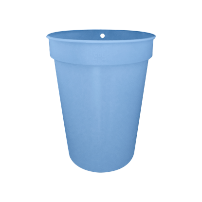 Picture of 2 GALLON BLUE PLASTIC SAP BUCKET