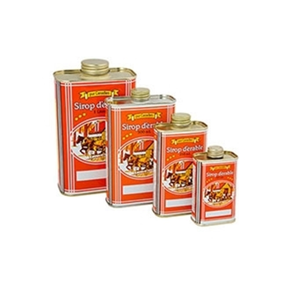 Picture of 250ML ORANGE CAN & CAP (CS/65)