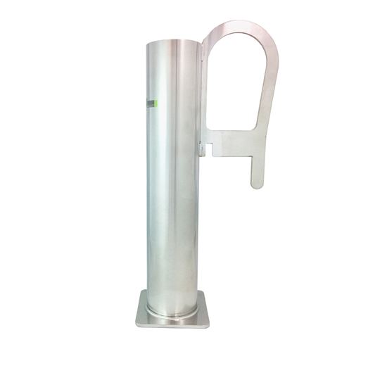 "Picture of 8"" SS HYDROMETER CUP (DELUXE)"