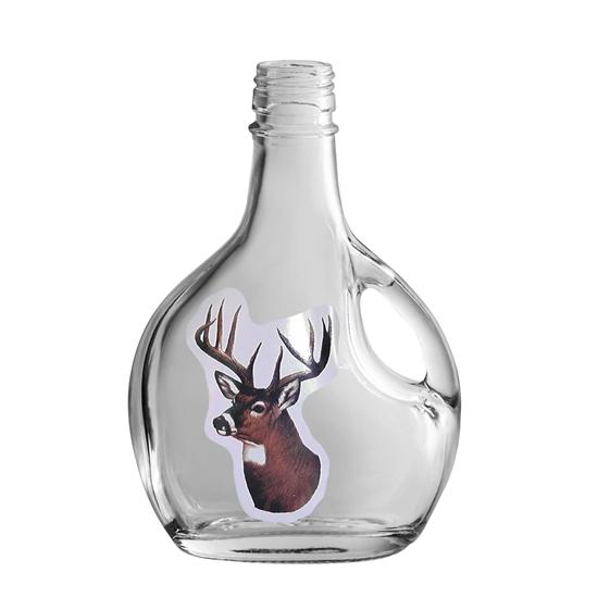 Picture of GLASS BOTTLE BASQ.250ML DEER