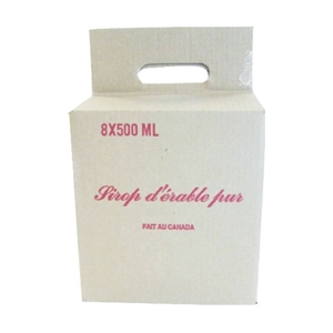 Picture of CARDBOARD BOX 8 X 500 ML CDL