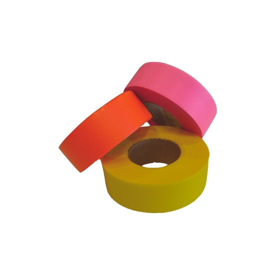 "Picture of FLAGGING TAPE 1"" YELLOW"