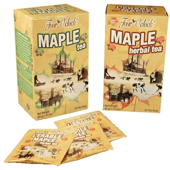 Picture of MAPLE TISANE (20 BAGS)