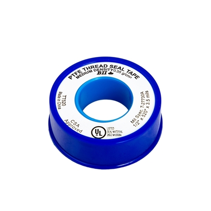 "Picture of TEFLON TAPE 1/2"" X 40' (10M)"