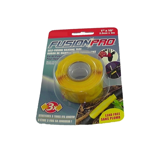 Picture of FUSION PRO TAPE (YELLOW) 1""