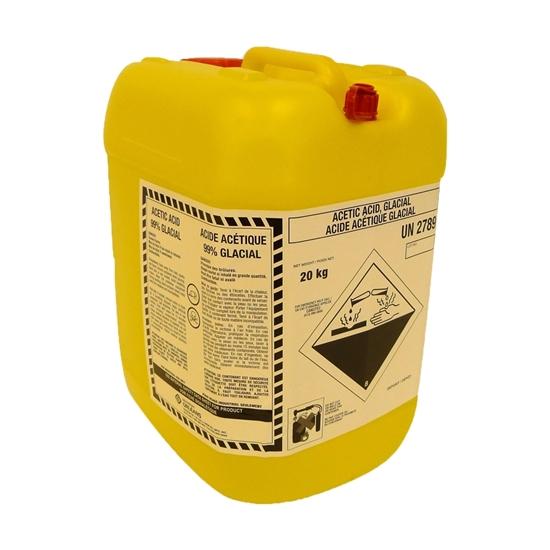 Picture of ACETIC ACID 99% GLACIAL (20L)