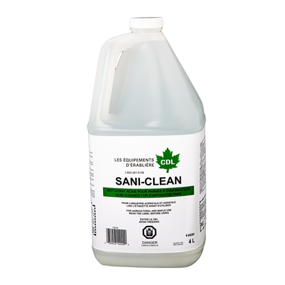 Picture of PAN CLEANER SANI-CLEAN 4 LITER