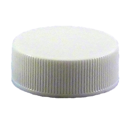 Picture of PLASTIC CAP 38-400 WHITE