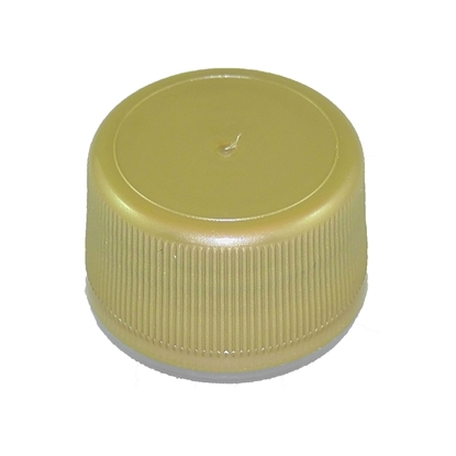 Picture of PLASTIC CAP 18TC GOLD / MAPLE