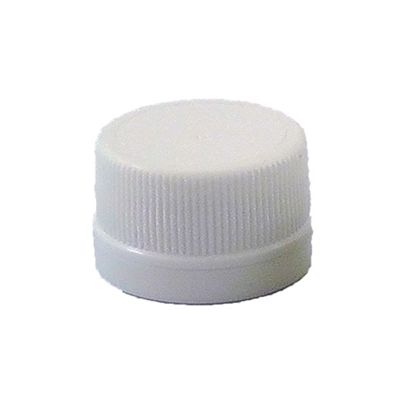 Picture of PLASTIC CAP 28MM WHITE T-E