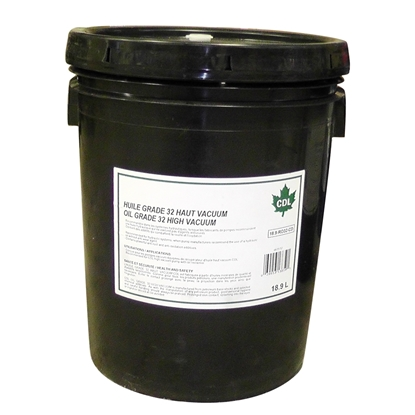 Picture of #32 HIGH VACCUM OIL 18.9L