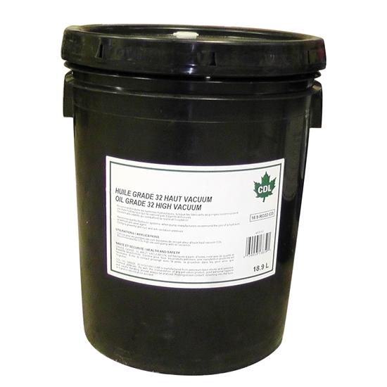 Picture of #32 HIGH VACCUM OIL 18.9L