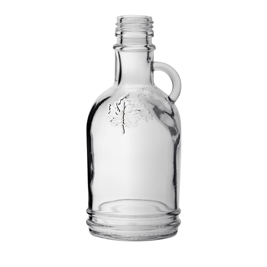 Picture of GLASS BOTTLE GALLONE ACERO 500ML (CS/12)