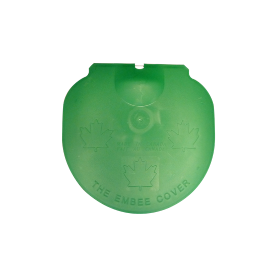 Picture of GREEN PLASTIC COVER FOR 2 GALLON SAP BUCKET