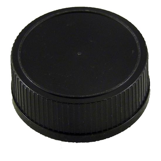 Picture of PLASTIC CAP BLACK