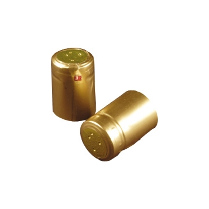 Picture of GOLD SHRINK CAP
