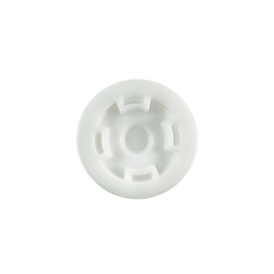 "Picture of PLASTIC PLUG 2"" WHITE NPT (SS BARREL/DRUM LINER)"