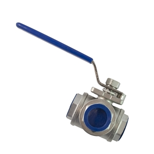 "Picture of 3-WAY STAINL. VALVE 3/4"" (OSMOSIS)"