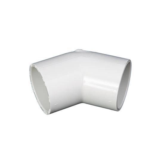 "Picture of PVC ELBOW 1"" 45° SLIP"