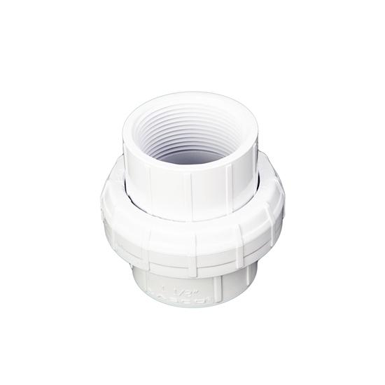"""Picture of PVC QUICK UNION 1-1/2"""" FIPT"""