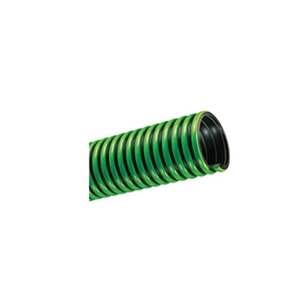 "Picture of 4"" GREEN VACUUM HOSE"