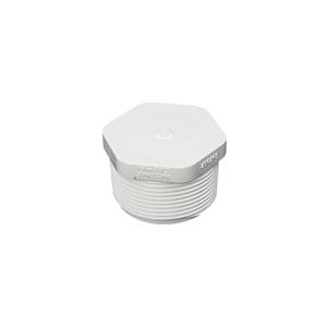 """Picture of PVC CAP 1-1/2"""" MIPT"""