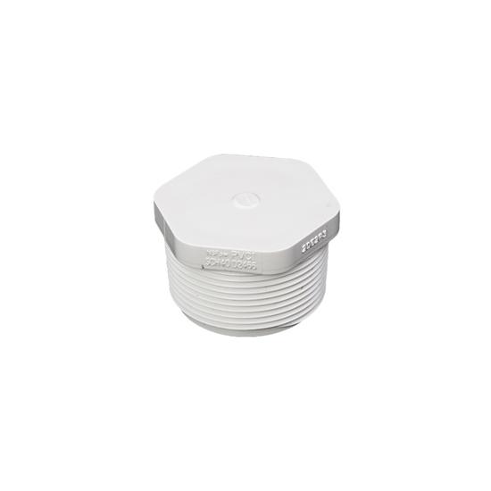 """Picture of PVC CAP 2-1/2"""" MIPT"""