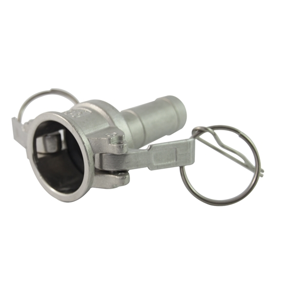 """Picture of SS QUICK COUPLING 1-1/4"""" (C)"""
