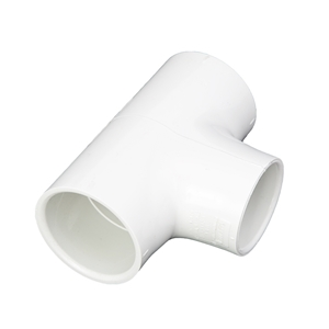 "Picture of PVC T 4"" SLIP"