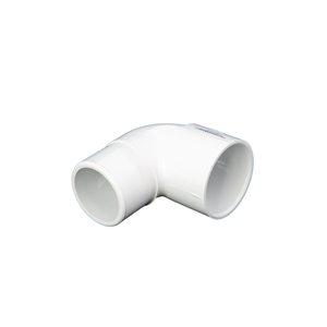 "Picture of PVC ELBOW 4"" SP-SLIP"