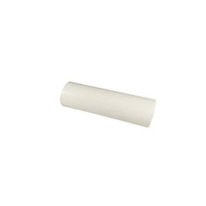 Picture of White rigid PVC pipe 1''