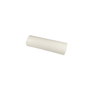 Picture of White rigid PVC pipe 3''