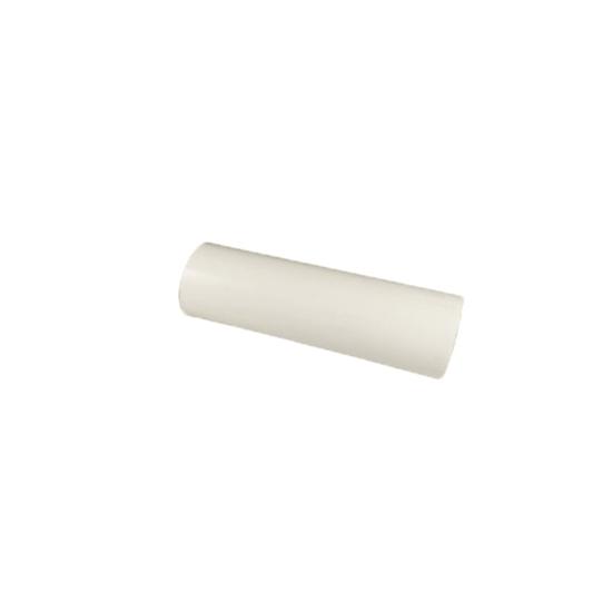 Picture of White rigid PVC pipe 3''