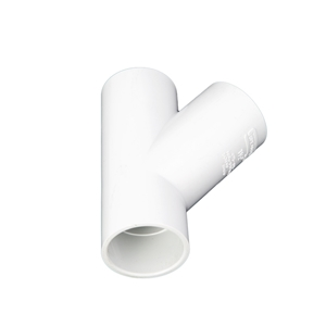 "Picture of PVC Y 1-1/2"" SLIP"