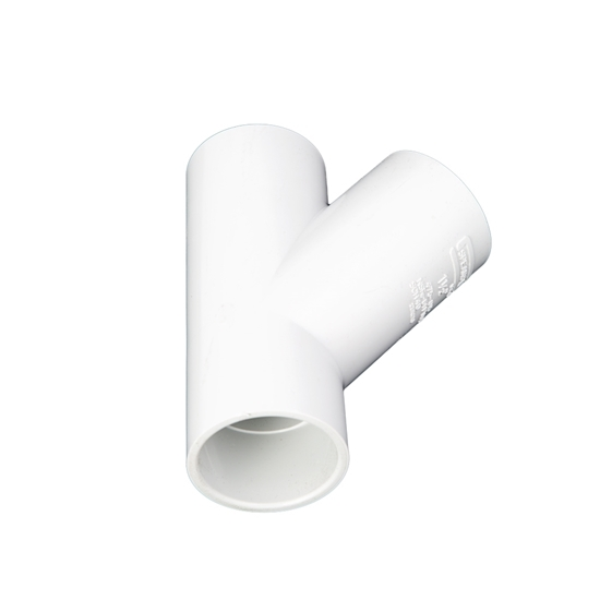 "Picture of PVC Y 2"" SLIP"