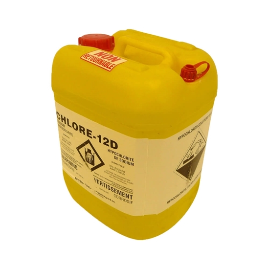 Picture of 12% CHLORINE 20 LITERS