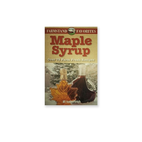 Picture of FARMSTEAD FAVOURITE MAPLE SYRUP COOBOOK