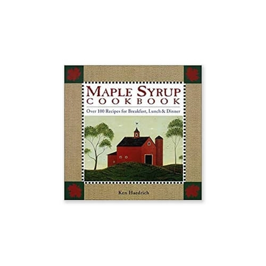 Picture of THE MAPLE SYRUP COOKBOOK
