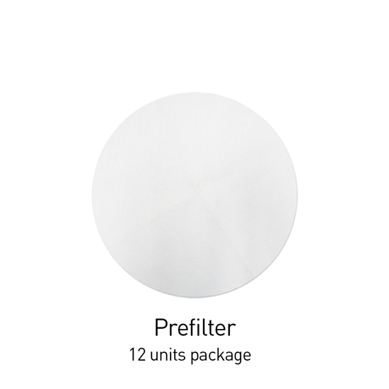 Picture of 12'' VACUUM FILTER PRESS POLYESTER PREFILTER (12/PKG)