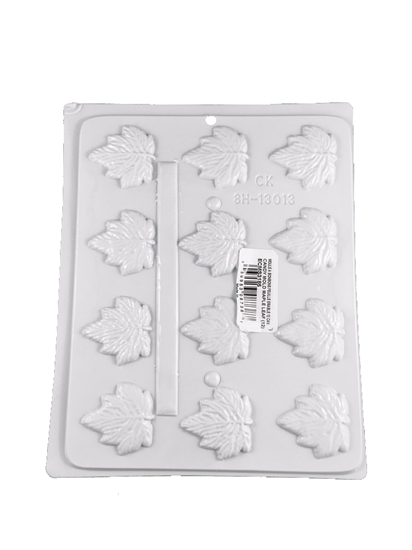 Picture of CANDY MOLD MAPLE LEAF (12)