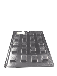 Picture of CHOCOLATE MOLD SQUARE SHAPE (20)