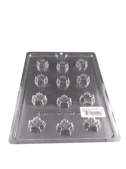 Picture of CHOCOLATE MOLD MAPLE LEAF