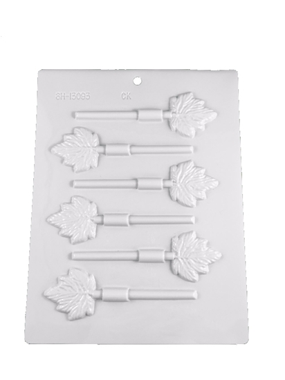 Picture of SUCKER MOLD MAPLE LEAF (6)