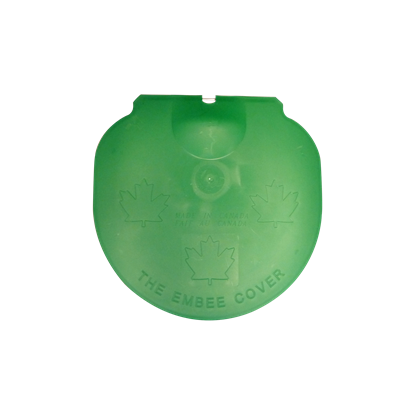 Picture of GREEN PLASTIC COVER CDL FOR 2 GAL. SAP BUCKET