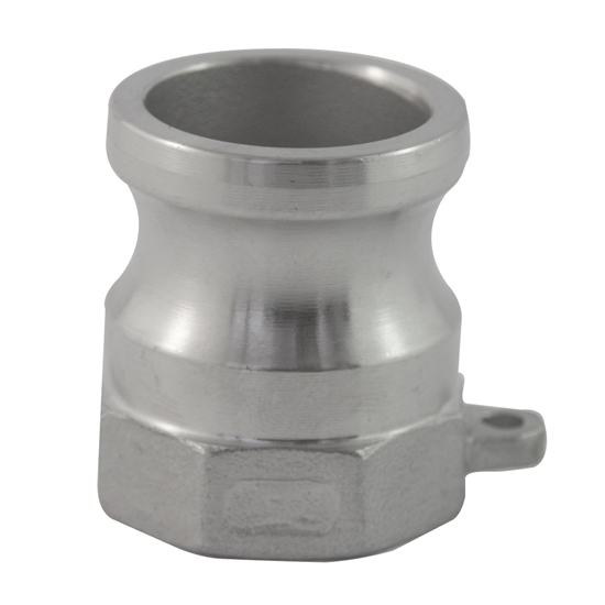 """Picture of SS QUICK COUPLING 1"""" (A)"""