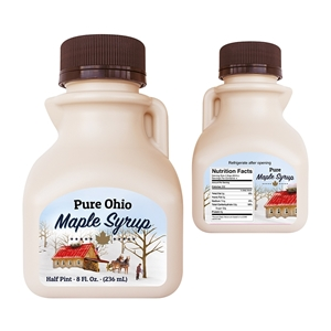 Picture of CDL JUG COLLECTION 1/2 PINT OHIO (100/CS)