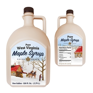 Picture of CDL JUG COLLECTION GALLON WEST VIRGINIA (24/CS)